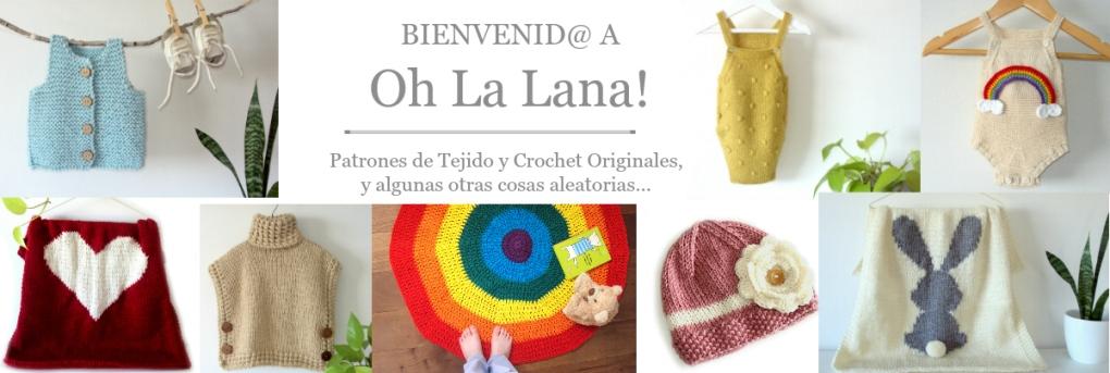 Oh La Lana! | Diseños por Cecilia Fameli